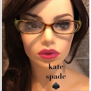 """kate spade ♠️ """"Bianca"""" Rx Glasses Made in Italy"""